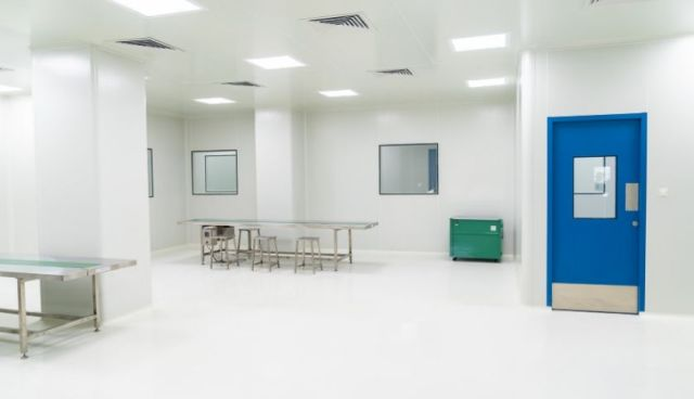 Things to be taken care while designing a cleanroom